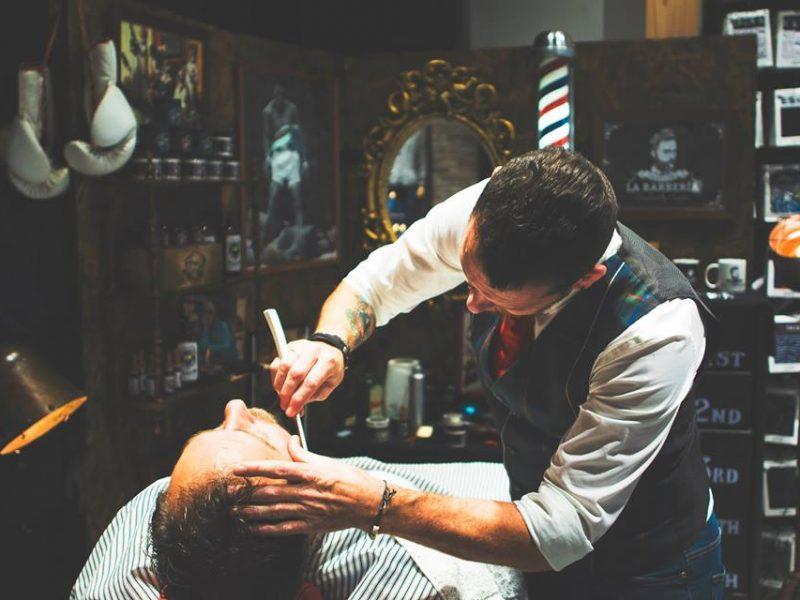 barbero inauguración tienda moda andalucia