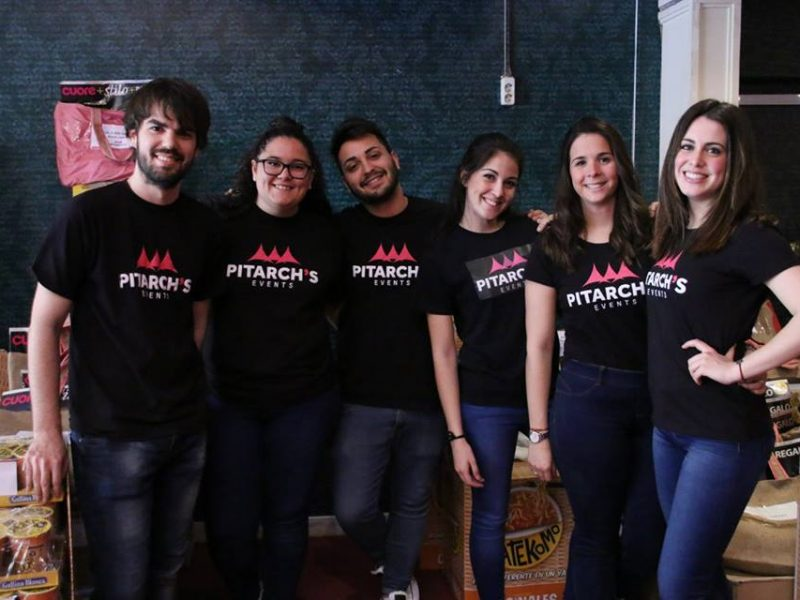 evento pitarch´s events staff barcelona